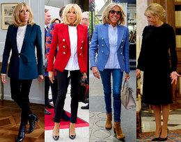 Czy Brigitte Macron diametralnie zmieniła swój wizerunek?