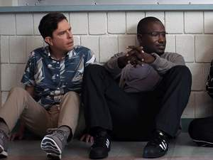 "(L-R) ED HELMS as Hogan ""Hoagie"" Malloy, HANNIBAL BURESS as Kevin Sable, JON HAMM as Bob Callahan and ANNABELLE WALLIS as Rebecca Crosby in New Line Cinema's comedy ""TAG,"" a Warner Bros. Pictures release."