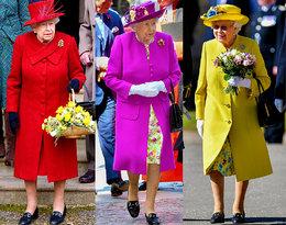 Dlaczego królowa Elżbieta II zawsze wybierakolorowekreacje?