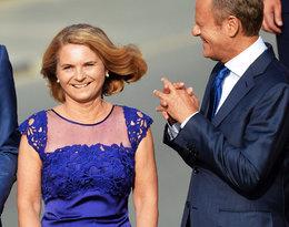 Małgorzata Tusk pojawiła się na szczycie NATO!