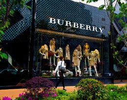 Marka Burberry zniszczyła ubrania warte 38 milionów dolarów!