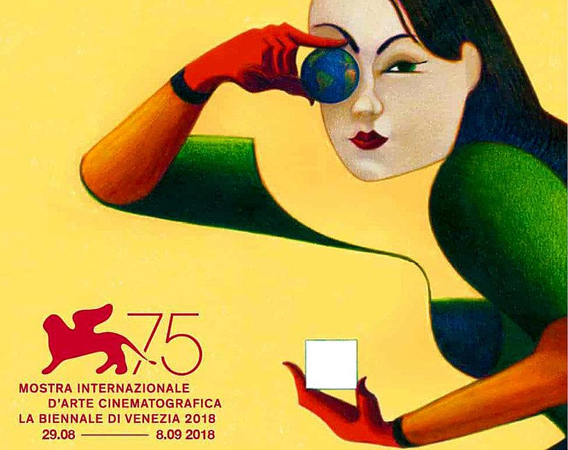 75 Festiwal Filmowy w Wenecji, Wenecja