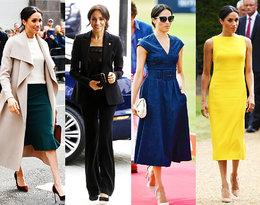Magazyn People uznał księżną Meghan za najlepiej ubraną kobietę świata!