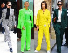 Elegancja, szyk i nowoczesność, czyli jak nosić kobiecy garnitur?