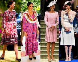Czy księżna Meghan celowo kopiuje styl księżnej Kate?