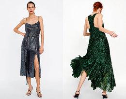 Szukasz sukienki na Sylwestra? Oto 9 idealnych propozycji z sieciówek