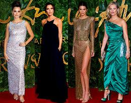 Jenner, Ora, Moss, Gerber... Gwiazdy olśniewały na Fashion Awards 2018!