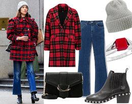 Stwórz zimowy look w stylu Alexy Chung!