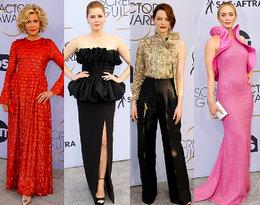 Emma Stone, Lady Gaga i Margot Robbie… Tłum gwiazd na gali SAG Awards!