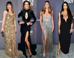 Kardashian, Klum, Harlow... Zobaczcie stylizacje gwiazd na gali amfAR!
