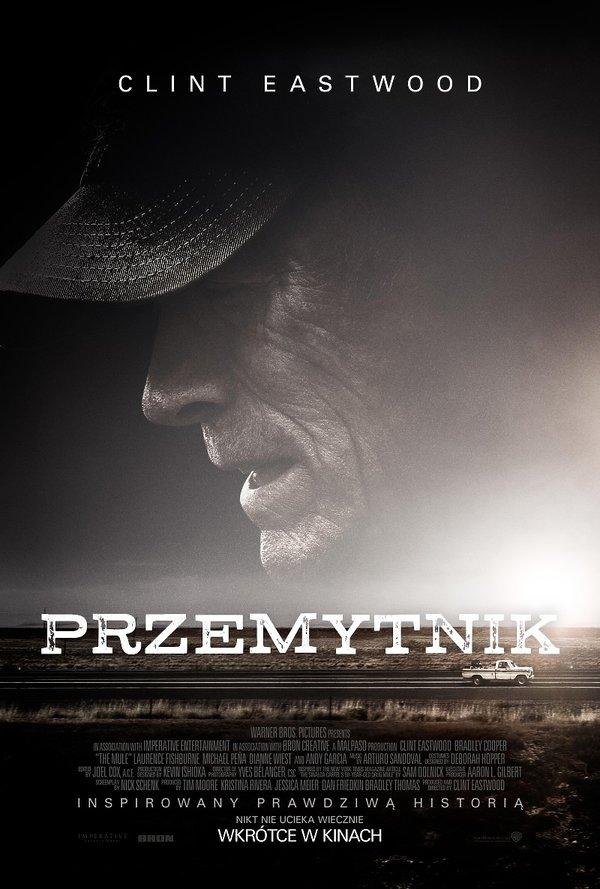 plakat filmu Przemytnik