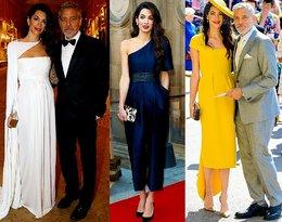 Amal Clooney to jedna z najbardziej stylowych kobiet na świecie!