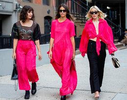 Jakie trendy na przyszły sezon dyktują nowojorskie ulice?