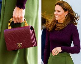 Księżna Kate pojawiła się w Londynie w pięknej, jesiennej stylizacji!