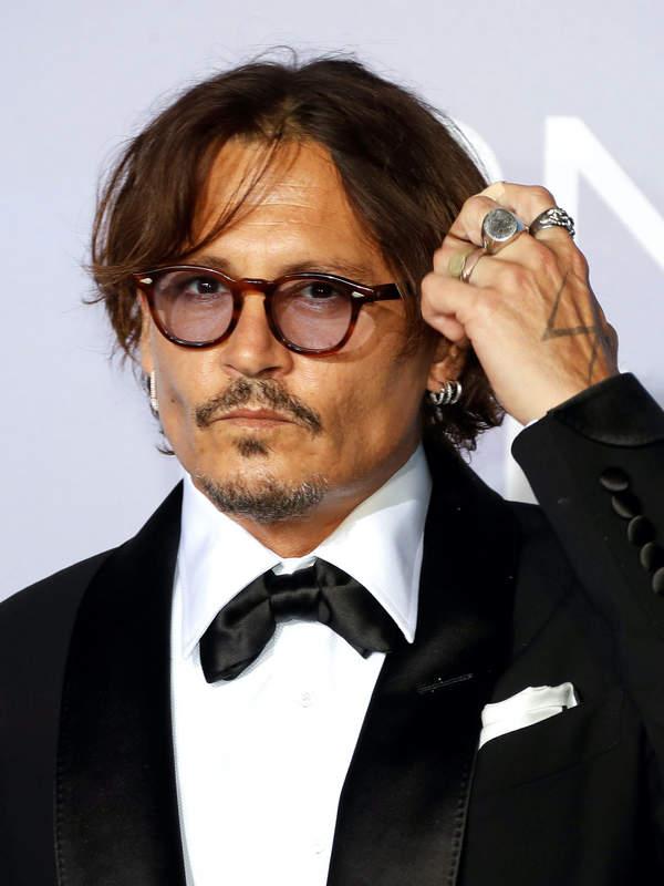 Johnny Depp, Monako, 09.2020
