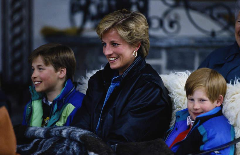 Księżna Diana, jak zmieniła monarchię, Diana, książę Harry, książę William