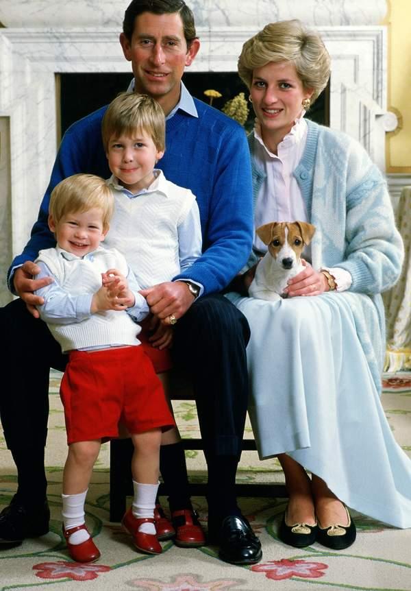 Księżna Diana, jak zmieniła monarchię, Diana, Karol, William, Harry