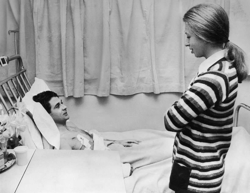 Księżniczka Anna i jej ochroniarz, porwanie księżniczki Anny, 1974 rok