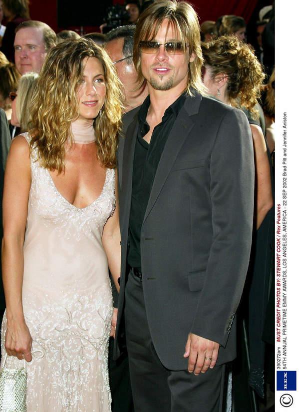 Jennifer Aniston, Brad Pitt, 2002 rok, czy łączy ich miłość?