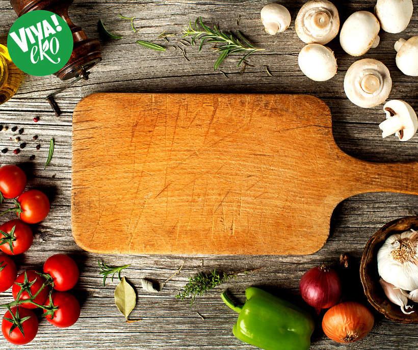 10 zasad ekologicznego gotowania