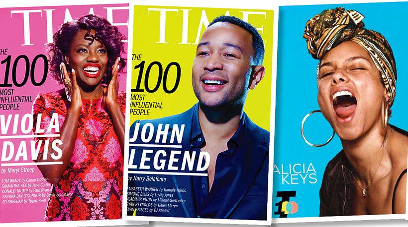 100 wpływowych ludzi Time'a