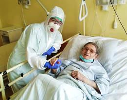 103-letnia pacjentka z Kędzieryna-Koźla pokonała koronawirusa!