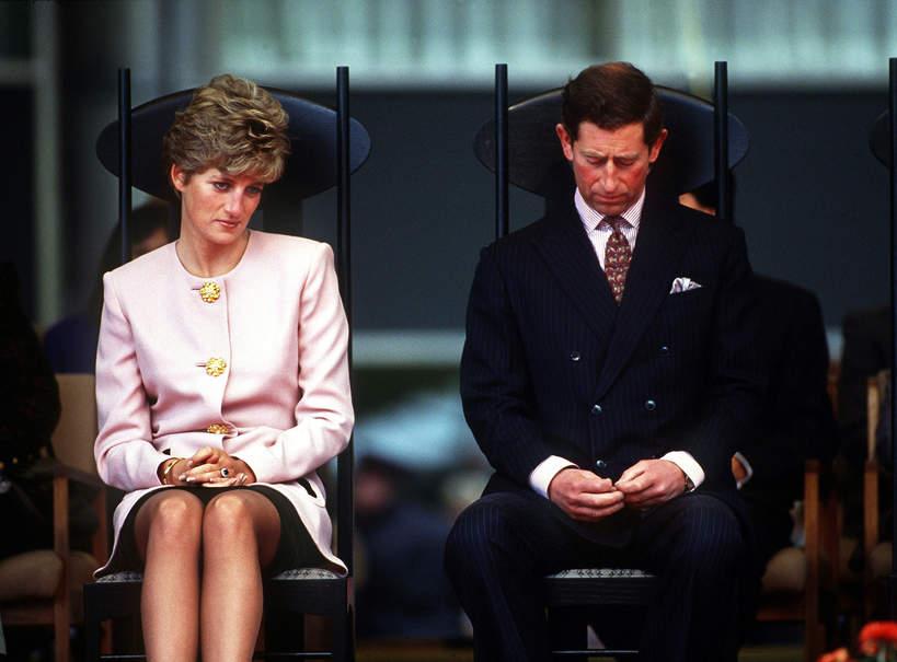 1992: separacja Diany i Karola