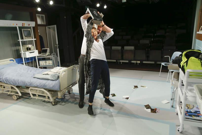 4000 dni premiera Teatr Kwadrat