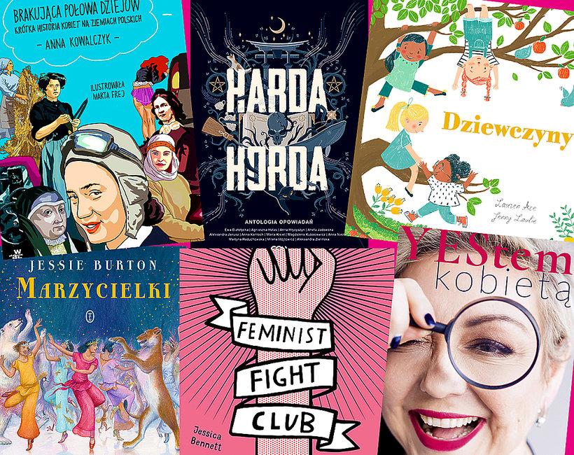 6 feministycznych książek