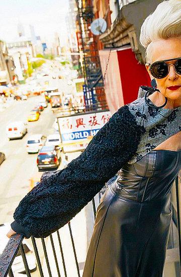 63-letnia blogerka Lyn Slater