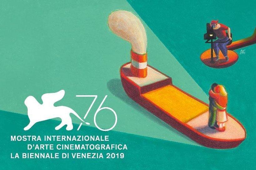 76 festiwal filmowy w Wenecji, plakat