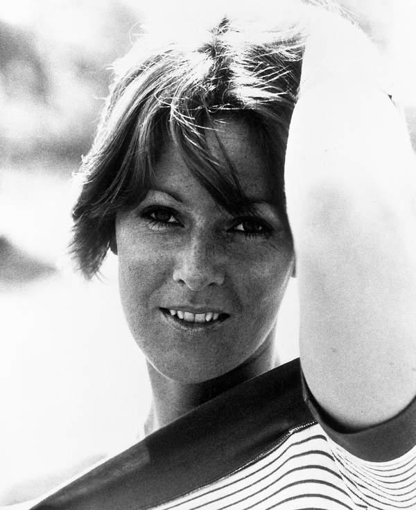 ABBA, Anni-Frid Lyngstad, 1977