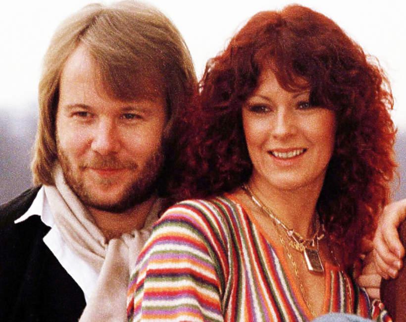 ABBA,  Benny Andersson, Anni-Frid Lyngstad, Agnetha Faltskog, Bjorn Ulvaeus, 1978