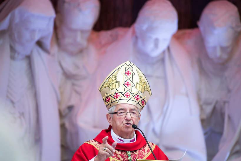 abp Sławoj Leszek Głódź emerytura
