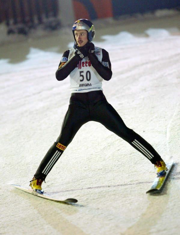 Adam Małysz 2003 rok