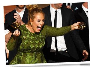 Adele i Beyonce Grammy 2017