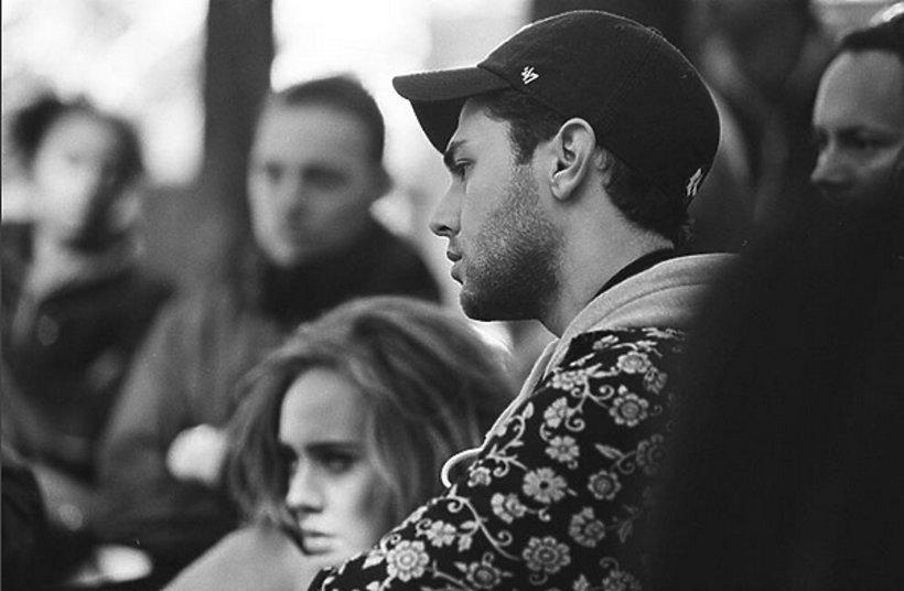 Adele i Xavier Dolan