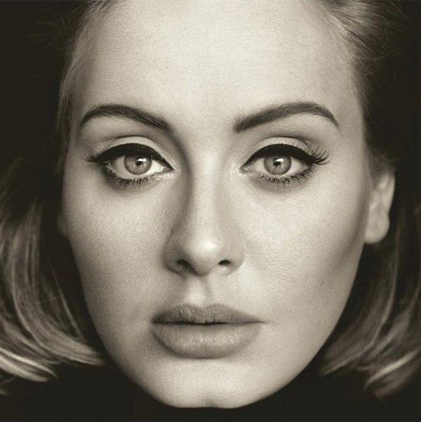 Adele na okładce nowego singla