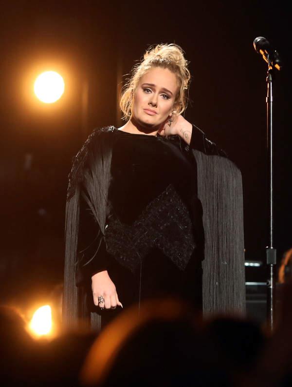 Adele o ojcu