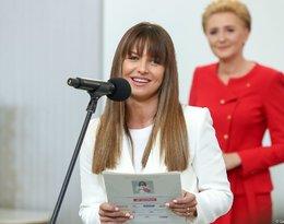 Agata Duda i Anna Lewandowska