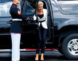 Spektakularna wpadka Agaty Dudy w USA. Pierwsza dama...zgubiła but!