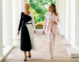 Melanię Trump i Agatę Kornhauser-Dudę połączyła prawdziwa przyjaźń?