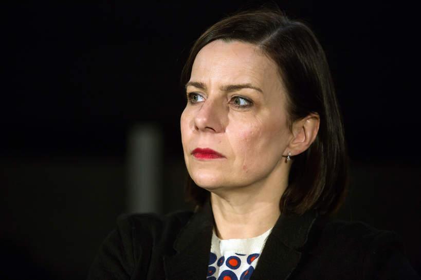 Agata Kulesza o rozstaniu