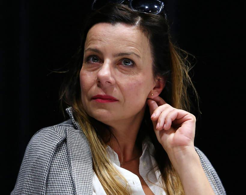 Agata Kulesza przyznała się do kłopotów ze zdrowiem