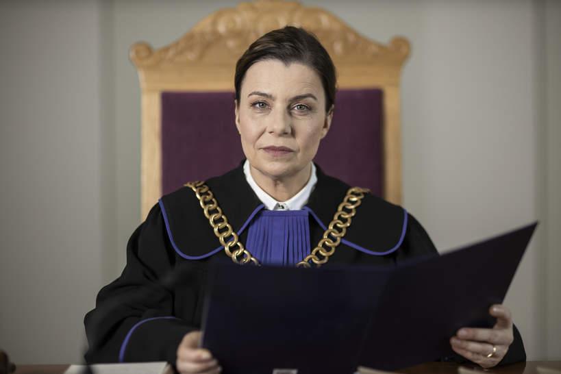Agata Kulesza, Skazana