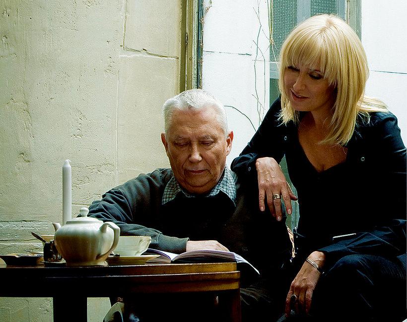 Agata Młynarska, Wojciech Młynarski, VIVA! 24/2007