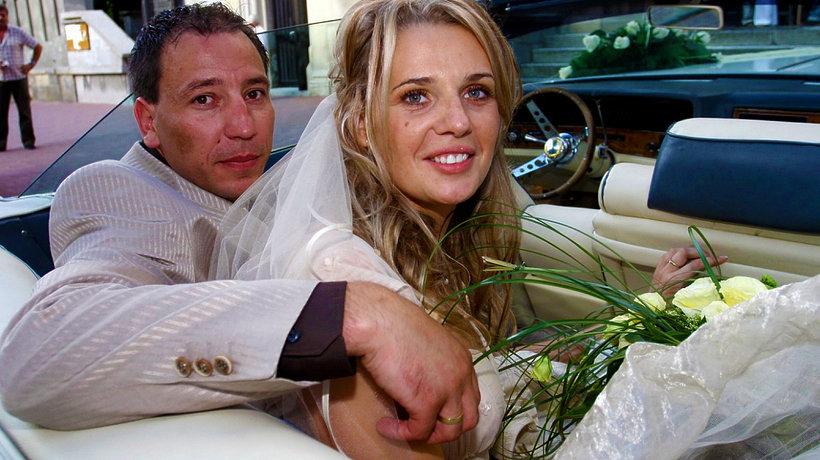 Agata Mróz i Jacek Olszewski