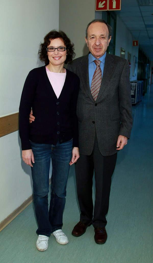 Agata Passent i Daniel Passent, 2008 rok