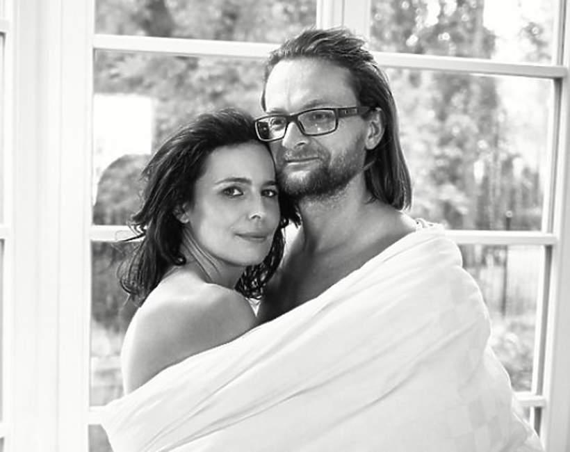 Agata Passent i Wojciech Kuczok, Viva! listopad 2013
