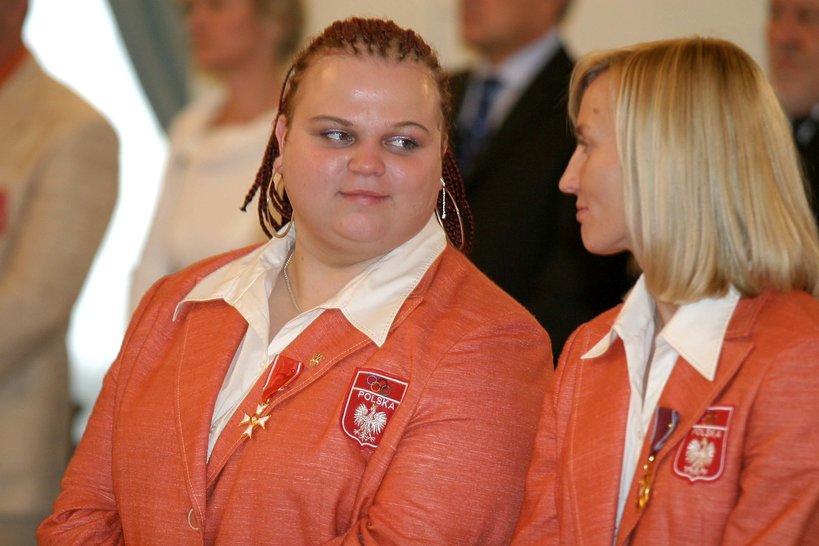 Agata Wróbel 2004